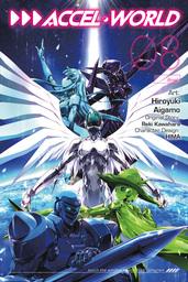 Accel World, Vol. 8