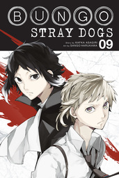 Bungo Stray Dogs, Vol. 9