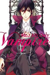 He's My Only Vampire, Vol. 2