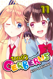 Today's Cerberus, Vol. 11