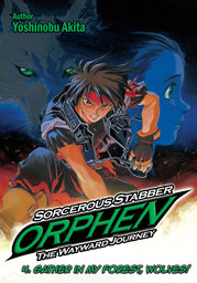 Sorcerous Stabber Orphen: The Wayward Journey Volume 4