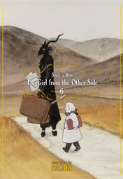 The Girl From the Other Side: Siuil, a Run Vol. 6