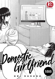 Domestic Girlfriend Chapter 188