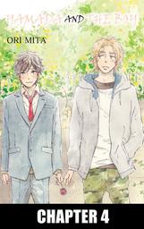 YAMADA AND THE BOY (Yaoi Manga), Chapter 4