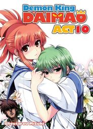 Demon King Daimaou: Volume 10
