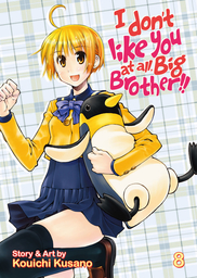 I Don't Like You At All, Big Brother!! Vol. 8