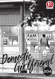 Domestic Girlfriend Chapter 204