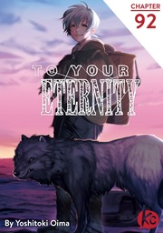 To Your Eternity Chapter 92