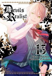 Devils and Realist vol.13 Limited Edition W//Booklet JAPAN manga Makai Ouji