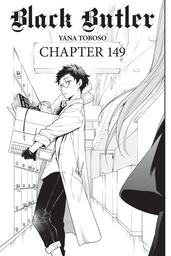 Black Butler, Chapter 149