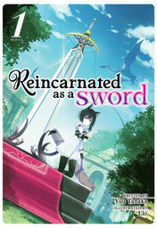 Reincarnated as a Sword