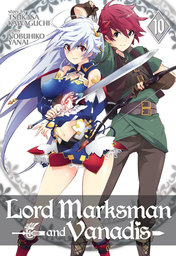 Lord Marksman and Vanadis Vol. 10