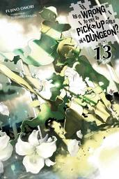 Is It Wrong to Try to Pick Up Girls in a Dungeon?, Vol. 13