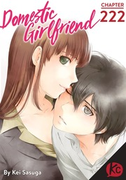 Domestic Girlfriend Chapter 222