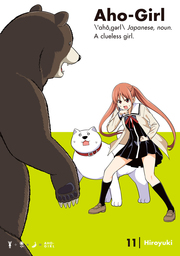 Aho-Girl: A Clueless Girl Volume 11