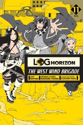 Log Horizon: The West Wind Brigade, Vol. 11