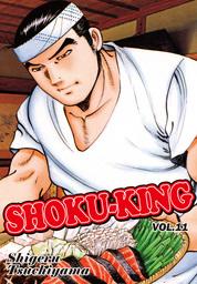 SHOKU-KING, Volume 11
