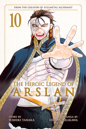 The Heroic Legend of Arslan 10
