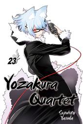 Yozakura Quartet Volume 23
