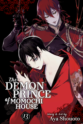 The Demon Prince of Momochi House, Volume 13