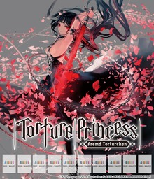 Torture Princess: Fremd Torturchen, Vol. 1: Bookshelf Skin