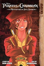Disney Manga: Pirates of the Caribbean - The Adventures of Jack Sparrow