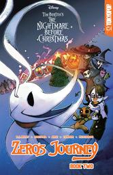 Disney Manga: Tim Burton's The Nightmare Before Christmas: Zero's Journey Book #2