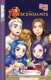 Disney Manga: Descendants - The Rotten to the Core Trilogy Book 2