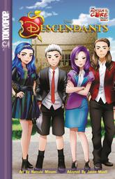 Disney Manga: Descendants - The Rotten to the Core Trilogy Book 3