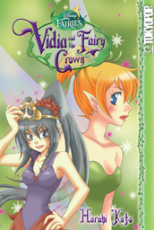 Disney Manga: Fairies - Vidia and the Fairy Crown