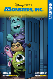 Disney Manga: Monsters, Inc.