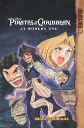 Disney Manga: Pirates of the Caribbean - At World's End