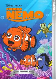 Disney Manga: Pixar's Finding Nemo