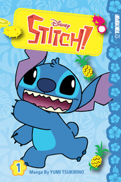 Disney Manga: Stitch!