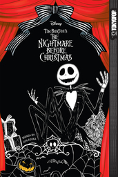 Disney Manga: Tim Burton's The Nightmare Before Christmas