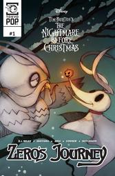 Disney Manga: Tim Burton's The Nightmare Before Christmas: Zero's Journey Issue #1