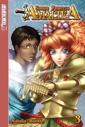 Sword Princess Amaltea Volume 3
