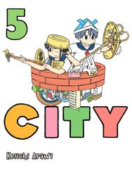 CITY Volume 5