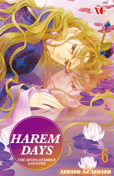 HAREM DAYS THE SEVEN-STARRED COUNTRY, Volume 6