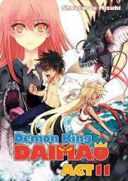 Demon King Daimaou: Volume 11