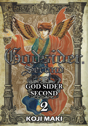 GOD SIDER SECOND, Volume 2