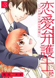 恋愛弁護士~ワケありな恋の事件簿~【電子単行本】 3