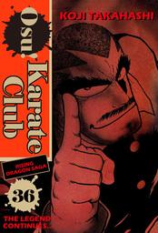 Osu! Karate Club, Volume 36