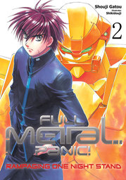 Full Metal Panic! Volume 2