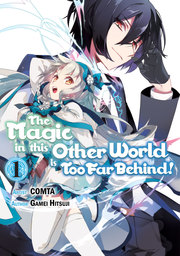 The Magic in this Other World is Too Far Behind! Manga