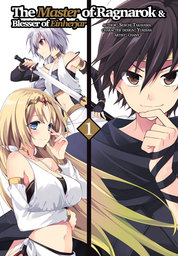 The Master of Ragnarok & Blesser of Einherjar Manga