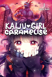 Kaiju Girl Caramelise, Vol. 1