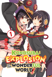 Konosuba: An Explosion on This Wonderful World! Manga