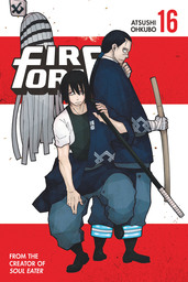 Fire Force Volume 16