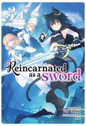 Reincarnated as a Sword Vol. 3